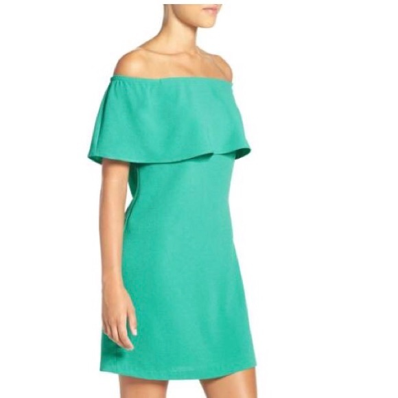 Euc Charles Henry off the shoulder dress